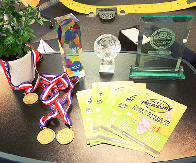All the awards